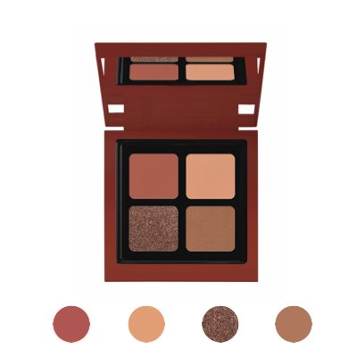 Warm Tone Eyeshadow Palette